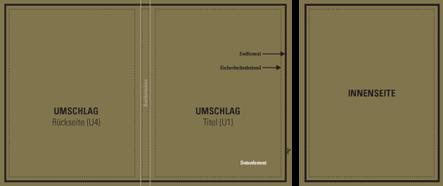 Druckvorlage - Abizeitung Softcover
