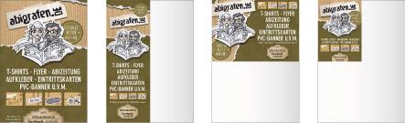 Anzeigenvorlage Abizeitung - abizeitungen-drucken.de