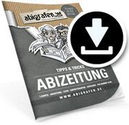 Tipps & Tricks Inhalt Abizeitung drucken - abizeitungen-drucken.de