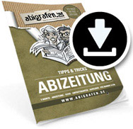 """Tipps """" Tricks Abizeitung drucken von abizeitungen-drucken.de"""
