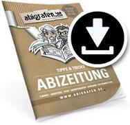 Tipps & Tricks rechtliche Aspkete Abizeitung drucken - abizeitungen-drucken.de
