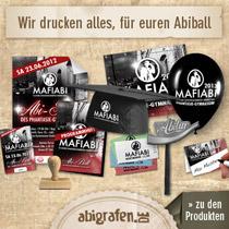 abigrafen.de - Abiball Produkte