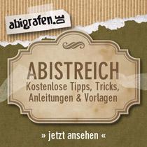 abigrafen.de - Tipps &Tricks Abistreich