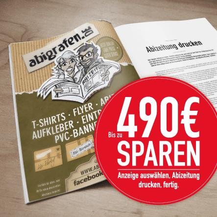 Werbeanzeigen in der Abizeitung - abizeitungen-drucken.eu